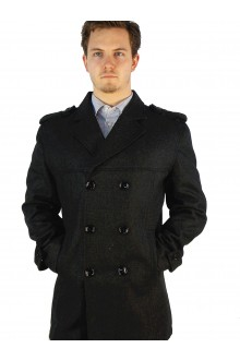 MARSHALL WOOLEN COAT