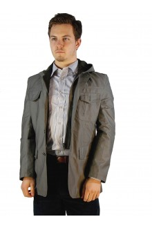 JAMES COTTON JACKET